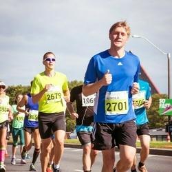 SEB Tallinna Maraton - Peeter Siitan (2679), Aleksejs Marcenko (2701)