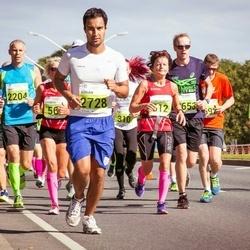 SEB Tallinna Maraton - Märt Šadeiko (2204), Adrian Ciro (2728)