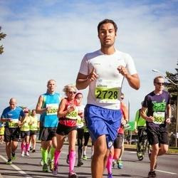 SEB Tallinna Maraton - Lisbeth Grandetro Holas (560), Adrian Ciro (2728)