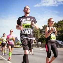 SEB Tallinna Maraton - Andres Kiisel (1993), Birgit Paltsmar (2933)