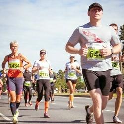 SEB Tallinna Maraton - Klenis Tamsalu (644), Tiina Mattiisen (2434), Annika Remmer (2775)