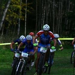 RMK Kõrvemaa Rattamaraton - Kristo Prangel (10), Markus Vähi (21), Rudolf Mets (463)