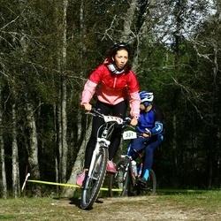 RMK Kõrvemaa Rattamaraton - Sandra Binsol (1114)