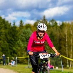 RMK Kõrvemaa Rattamaraton - Karin Lellep (1011)
