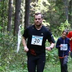 Pirita Sügisjooks 2015 - Kaido Pungas (20), Artur Tamm (108)
