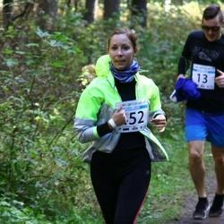 Pirita Sügisjooks 2015 - Meelis Kanger (13), Birgit Parmas (452)