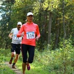 Pirita Sügisjooks 2015 - Aadu Polli (73), Astrid Asi (334)