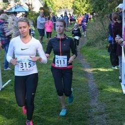 Pirita Sügisjooks 2015 - Mia Brit Ots (315), Anni Männil (411)