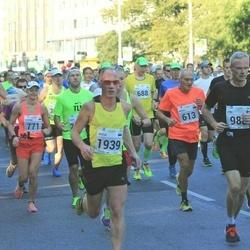SEB Tallinna Maraton - Andrey Avanesov (613), Artur Rauhiainen (1939)