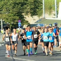 SEB Tallinna Maraton - Ago Veilberg (12), Martin Tamm (13), Hardo Reinart (25), Morten Sætha (86)
