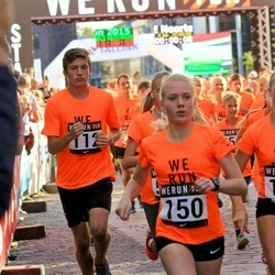 Nike Noortejooks - Brandon Bachmann (112), Hannagret Luks (132), Merili-Mai Kivimets (150)