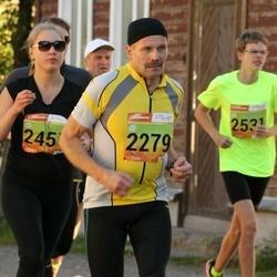 4. Tartu Linnamaraton - Aare Kiik (2279), Christofer-Marten Melk (2531)