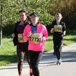 4. Tartu Linnamaraton - Anni Pupart (2708), Helen Riismaa (2772)