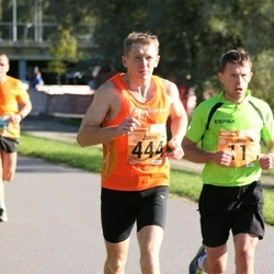 4. Tartu Linnamaraton - Valmar Sisask (11), Janno Kaljuvee (444)