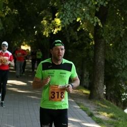 4. Tartu Linnamaraton - Kristjan Sahtel (318)