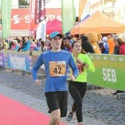 4. Tartu Linnamaraton - Karl Kaljumäe (42)