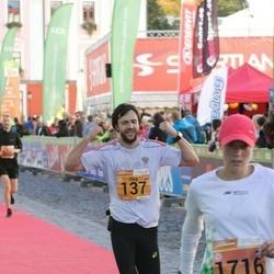 4. Tartu Linnamaraton - Oleg Goritcin (137)