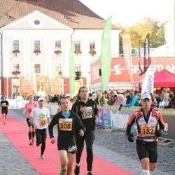 4. Tartu Linnamaraton - Alar Lehesmets (182), Roman Errapart (308)