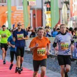 4. Tartu Linnamaraton - Lauri Hein (2113), Jaanus Pulles (2704)
