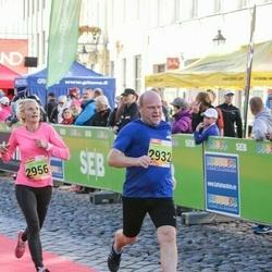 4. Tartu Linnamaraton - Tiit Tiido (2932), Rena Toming (2956)