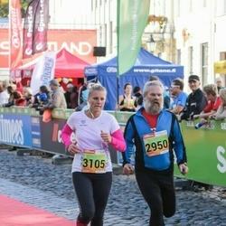 4. Tartu Linnamaraton - Aare Tinn (2950), Anneli Apuhtin (3105)