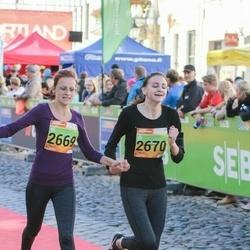 4. Tartu Linnamaraton - Anna-Liisa Pehlak (2669), Anni-Mari Pehlak (2670)