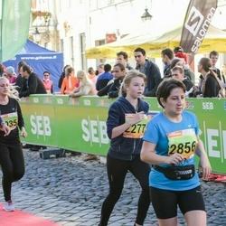 4. Tartu Linnamaraton - Silvia Kiigemägi (2277), Agnes Siniorg (2856)