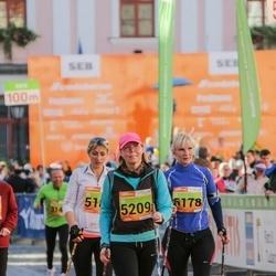 4. Tartu Linnamaraton - Annika Põlgast (5178), Signe Saks (5209)