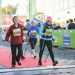 4. Tartu Linnamaraton - Kairit Henno (3109), Annika Põlgast (5178), Signe Saks (5209)