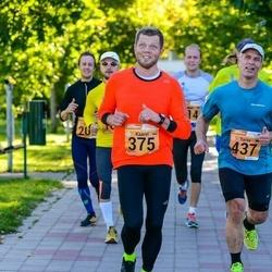 4. Tartu Linnamaraton - Kaarel Karu (375)