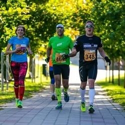 4. Tartu Linnamaraton - Kermo Tsäro (348), Juho Joonas (464)