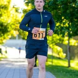 4. Tartu Linnamaraton - Alexander Noll (611)