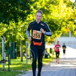4. Tartu Linnamaraton - Matis Villik (259)