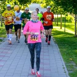 4. Tartu Linnamaraton - Anneli Albert (541)