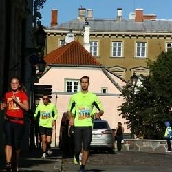 4. Tartu Linnamaraton - Tanel Mäger (1199), Andrey Roop (1487)