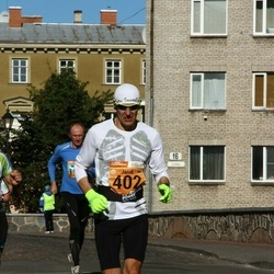 4. Tartu Linnamaraton - Janek Truu (402)