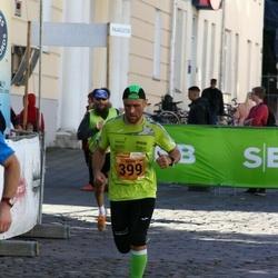 4. Tartu Linnamaraton - Björn Puna (399)