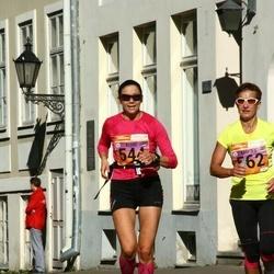 4. Tartu Linnamaraton - Kristi Kreitsberg (544), Monika Irves (562)