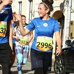4. Tartu Linnamaraton - Alina Unukainen (2996)