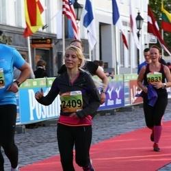 4. Tartu Linnamaraton - Annika Labent (2409)