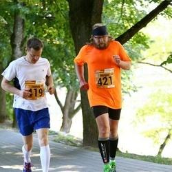 4. Tartu Linnamaraton - Jaanus Kala (419), Margus Konnula (421)