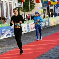 4. Tartu Linnamaraton - Morten Ehari (1012), Margo Ailt (1031)