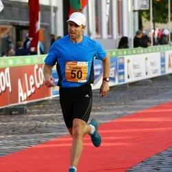 4. Tartu Linnamaraton - Indrek Karolin (50)