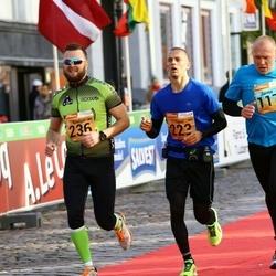 4. Tartu Linnamaraton - Taavi Veelmaa (223), Kristjan Timmusk (236)