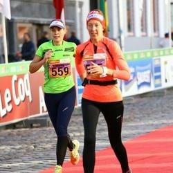 4. Tartu Linnamaraton - Marika Koplimägi (559)