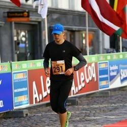 4. Tartu Linnamaraton - Dan Hüvonen (291)