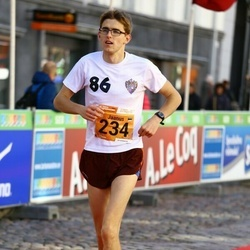 4. Tartu Linnamaraton - Jaanus Liigand (234)