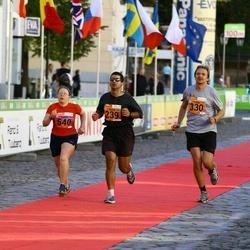 4. Tartu Linnamaraton - David Arutyunyan (239), Targo Tennisberg (330), Katrin Gabrel (540)