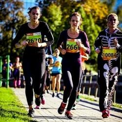 4. Tartu Linnamaraton - Anna-Liisa Pehlak (2669), Anni-Mari Pehlak (2670), Hannah Schaper (10084)