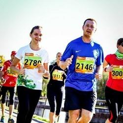 4. Tartu Linnamaraton - Ivo Indriko (2146), Kristiina Ritso (2780)